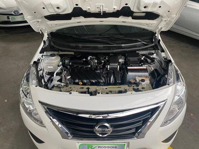 Nissan Versa sv 1.6 flex cvt automatico - Foto 14