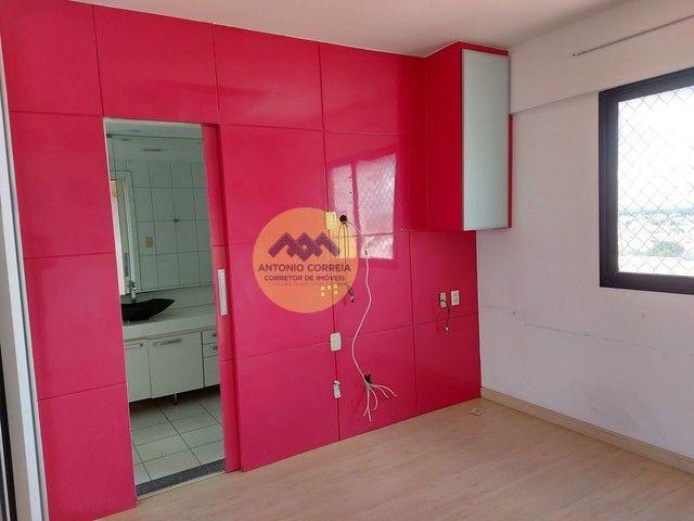 Apartamento a venda com 04 quartos, sendo 03 suítes, 02 vagas de garagem, Ponto Central, F - Foto 10