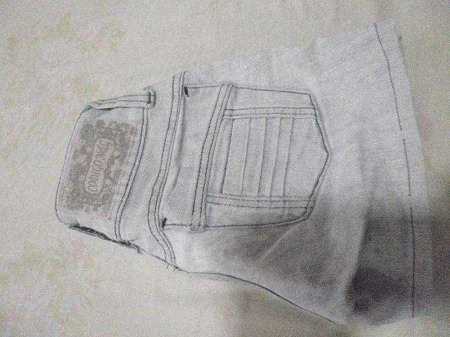 Short Jeans - Tamanho 34 - Foto 4