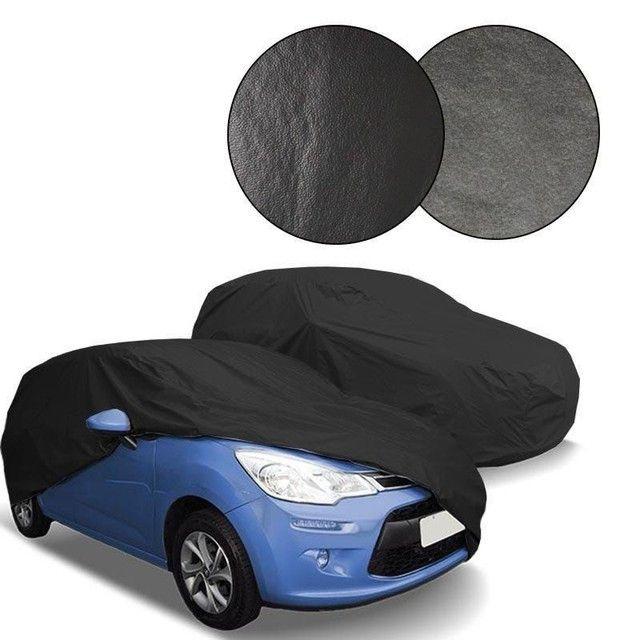 Capa em couro ecológico  para carro - Foto 2