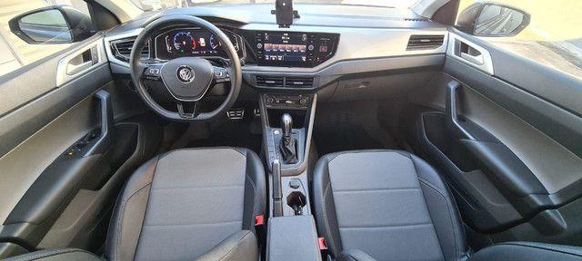 Vw Volkswagen Polo Highline 1.0 Turbo, automático com 41.000 km - Foto 14