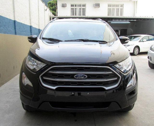 Ford Ecosport 1.5 Se Automática 17.000 Km Ipva 2021 Pago - Foto 2