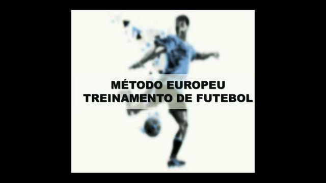 Treinamento de Futebol - Método Europeu