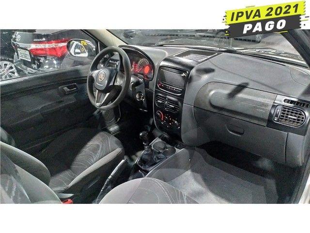 Fiat Strada 2017 1.4 mpi hard working ce 8v flex 2p manual - Foto 8