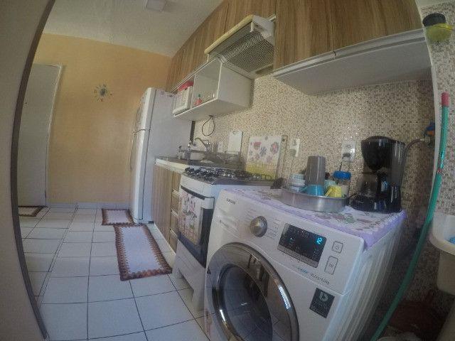 Vendo apartamento no condomínio Itacaré na Praia da Baleia / 2 quartos com varanda - Foto 7