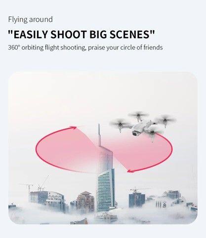 Drone L900 Pro 4k GPS Distância 1,2km Vôo 25mins Função Siga-me automático PROMOÇÃO - Foto 5