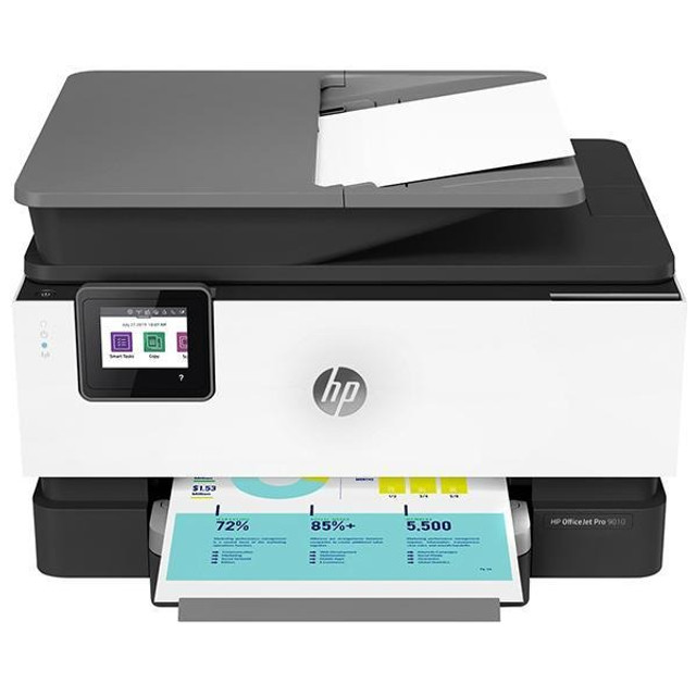 Impressora Multifuncional Colorida HP OfficeJet Pro 9010 (Novíssima)
