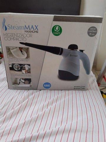 Higienizador compacto steam home 401