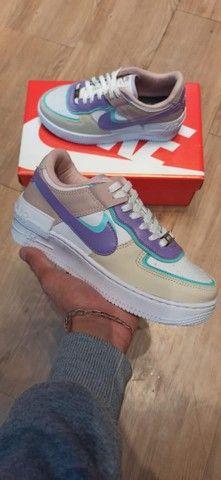 Tênis Nike Air Force One Shadow - $200,00 - Foto 4