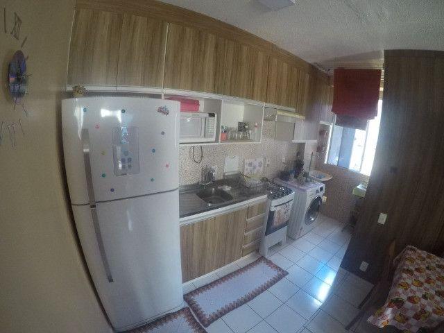 Vendo apartamento no condomínio Itacaré na Praia da Baleia / 2 quartos com varanda