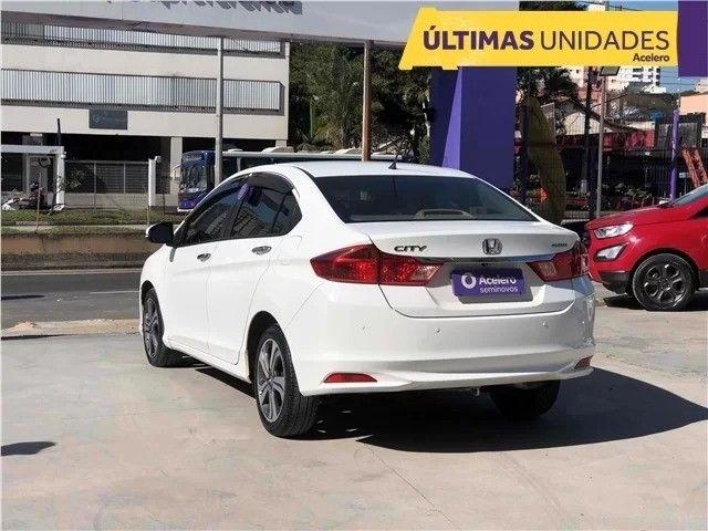City sedan exl 1.5 flex 16v 4p automatico. - Foto 4