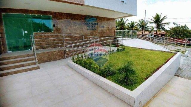 Apartamento com 3 dormitórios à venda, 101 m² por R$ 445.817,00 - Carapibus - Conde/PB - Foto 2