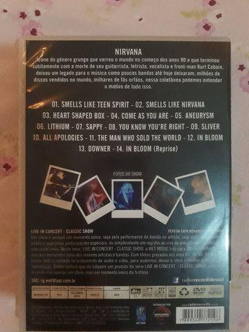 DVDs Nivana  - Foto 5