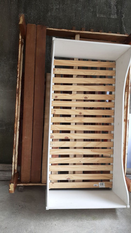 Vende se camas de solteiro  colchão  e beliche  em Peruíbe   - Foto 2