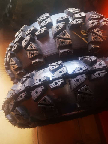 Jogo de pneus para Quadriciclo HONDA FOURTRAX - Foto 5