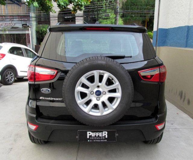 Ford Ecosport 1.5 Se Automática 17.000 Km Ipva 2021 Pago - Foto 5