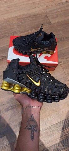 Tênis Nike shox 12 molas - $280,00 - Foto 5