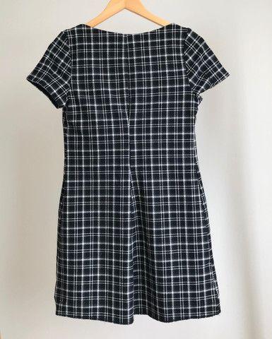 Vestido Zara xadrez - Foto 2