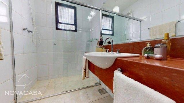 Casa com 4 dormitórios à venda, 400 m² por R$ 1.590.000 - Dona Clara - Belo Horizonte/MG - Foto 14