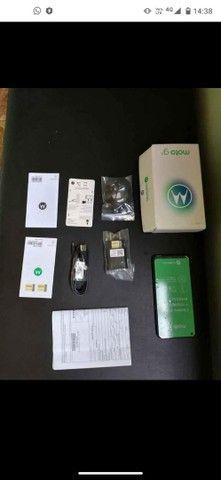 Celular Motorola Moto G8 Power top novinho  - Foto 3