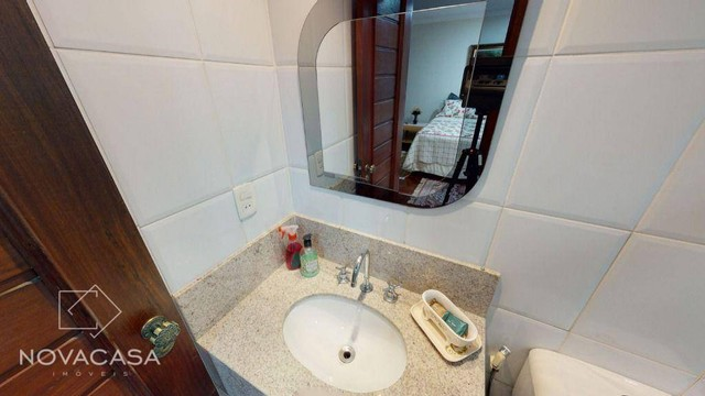 Casa com 4 dormitórios à venda, 400 m² por R$ 1.590.000 - Dona Clara - Belo Horizonte/MG - Foto 19
