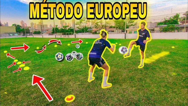 Treinamento de Futebol - Método Europeu - Foto 2