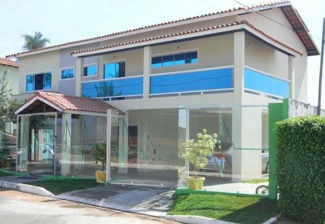 Samuel Pereira oferece: Casa 4 Quartos 2 Suites Sobradinho Piscina Churrasqueira Sauna - Foto 2