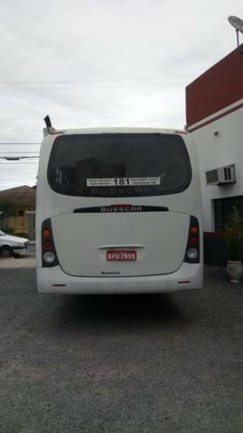 Micro o ônibus buscar ano 2008 com motor Cummins - Foto 2