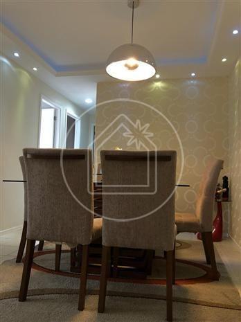 Apartamento à venda com 3 dormitórios em Pilares, Rio de janeiro cod:834672 - Foto 3
