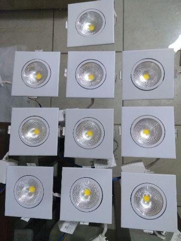 Luminarias spot embutir Luminatti - 5W 3000k