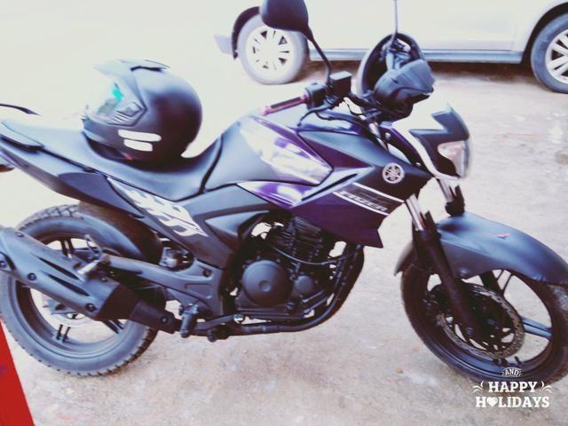 Fazer 250 , 2011/ 2012 só venda