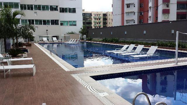 1 Quarto Real Splendor - 44 m² - c/ vaga de garagem - Frente Estação Arniqueiras