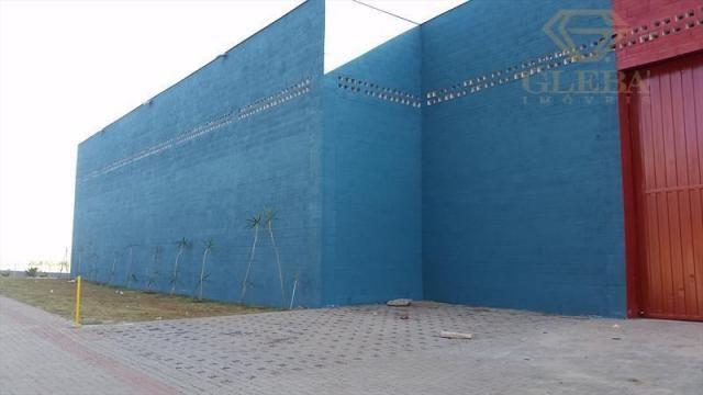 Barracão comercial, Cilo 3, Londrina, 508,82m² BA0008 - Foto 7