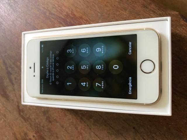 Iphone Se Gold 64gb Modelo A1723