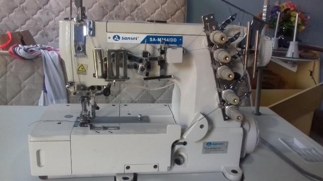 Galoneira industrial com direct drive