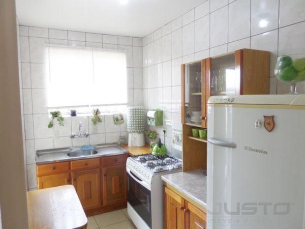 Apartamento à venda com 2 dormitórios em Padre reus, São leopoldo cod:3443 - Foto 8