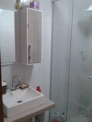 Apartamento à venda com 2 dormitórios em Santos dumont, São leopoldo cod:7426 - Foto 9