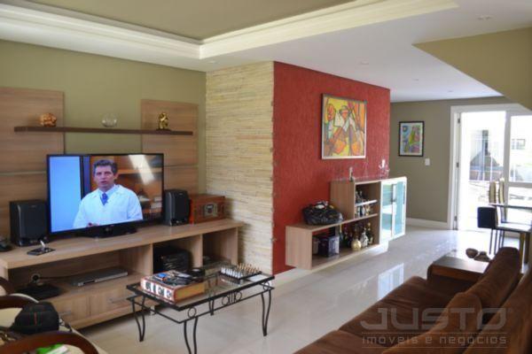 Casa de condomínio à venda com 3 dormitórios em Santo andre, São leopoldo cod:7522 - Foto 3