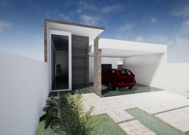 Linda Casa Moderna Rua 8 Vic Pires Ernani Nunes