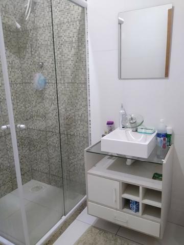 Bela Casa Linear com Quintal - Condomínio Próx. a Est. Iaraquã (Brito) - Foto 8