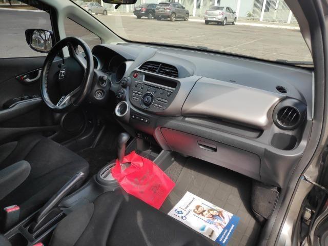 Honda Fit EX 1.5 16V Flex 2010/11 Automático - Foto 13
