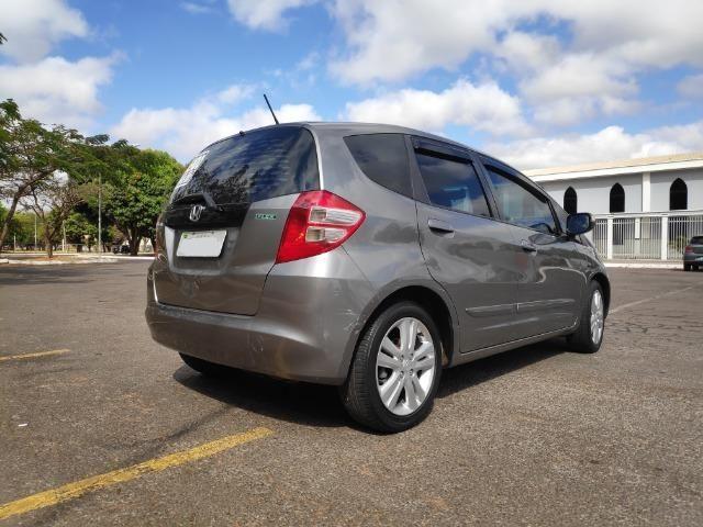 Honda Fit EX 1.5 16V Flex 2010/11 Automático - Foto 4