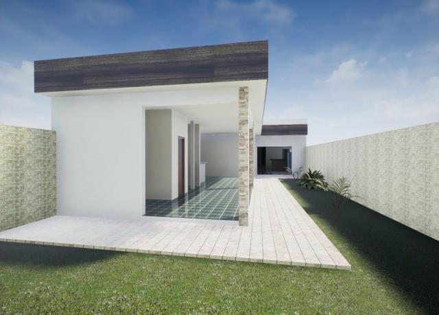 Linda Casa Moderna Rua 8 Vic Pires Ernani Nunes - Foto 2