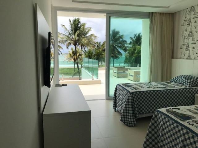 Guarajuba - casa de luxo totalmente mobiliada. venda e temporada. - Foto 18