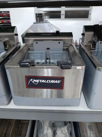 Fritadeira de bancada de 5000 watts de potência 47- * jean
