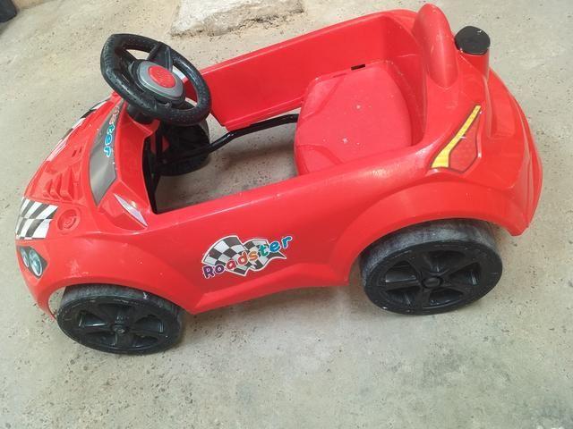 Carrinho de pedal 100 reais