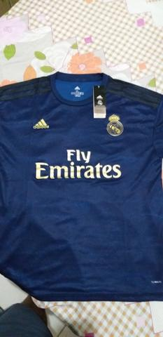 Camisa Oficial do Real Madrid
