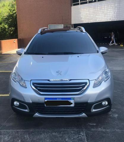 Peugeot 2008 Griffe 1.6 Automático 2017