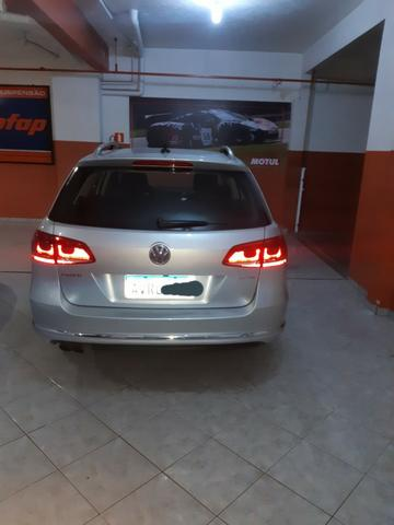 Passat variant 2.0 turbo exclusive 2014 - Foto 10