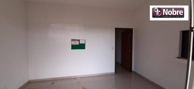 Sala para alugar, 95 m² por r$ 2.200,00/mês - plano diretor sul - palmas/to - Foto 7
